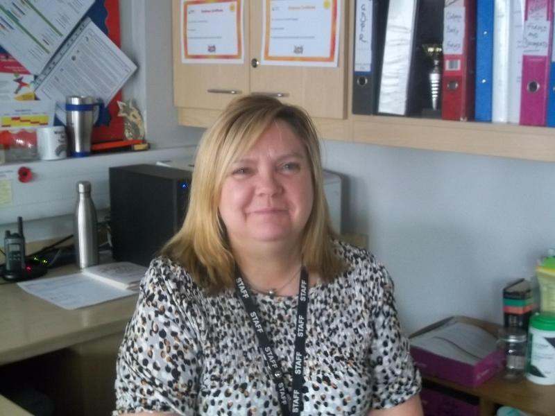 Mrs Coles-PA to Headteacher