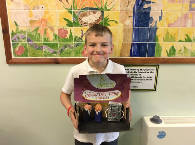 Overall School Winner - Well Done!