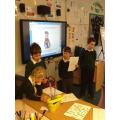 Class 4 drama work Judaism day