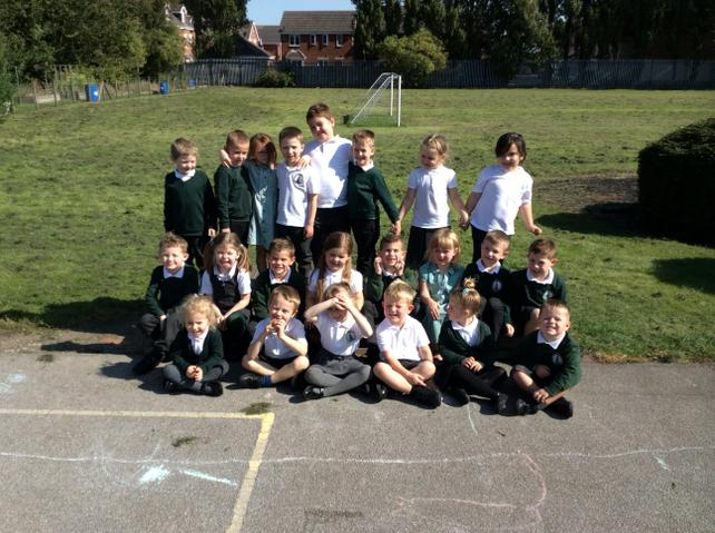 Our Class 1 Family