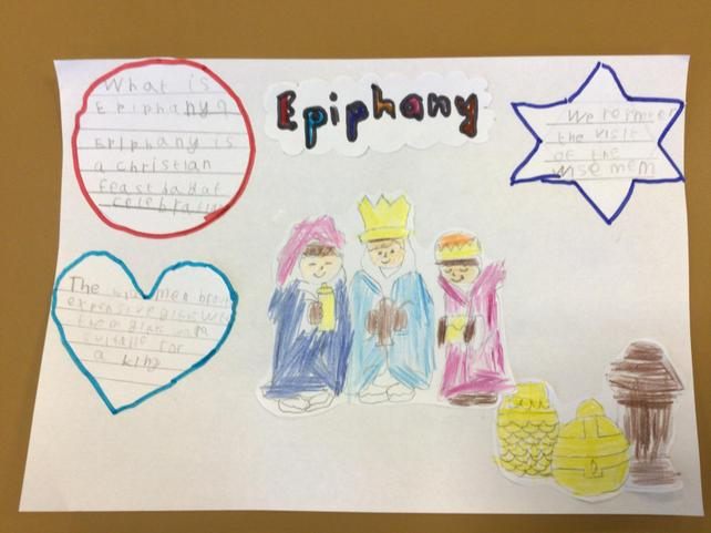 Billy's Epiphany poster