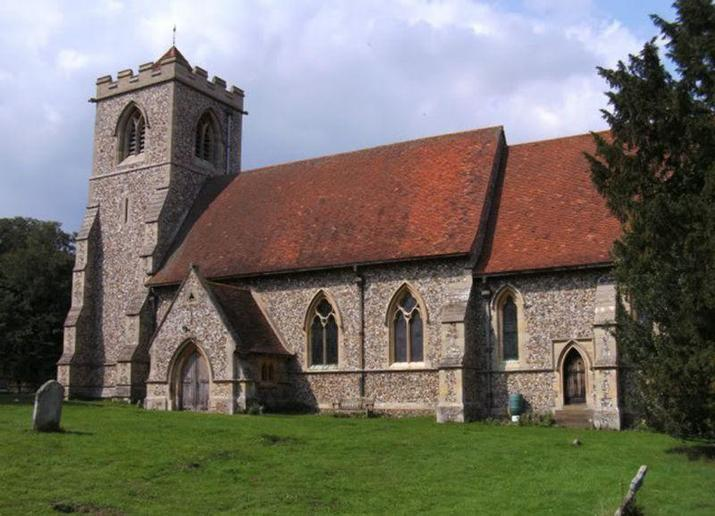 St Mary the Virgin, Farnham Essex