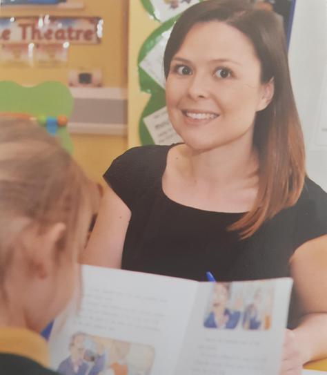 Mrs K. Taylor - Year 1 Teacher