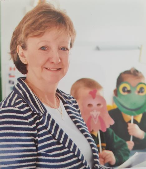 Mrs G. Leigh - Teaching Assistant