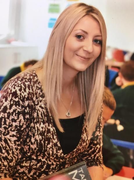 Mrs K. Hopewell- Year 4 teacher