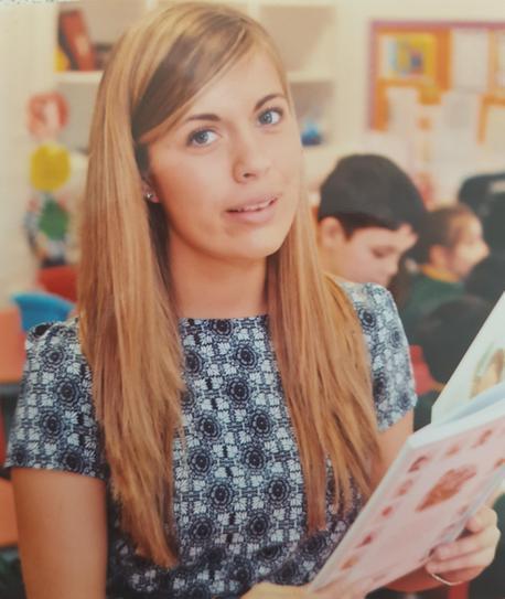 Mrs L Greenhalgh - Year 2 teacher/Year 2 Lead