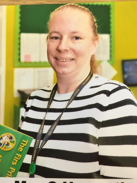 Mrs C. Howarth- Office Assistant