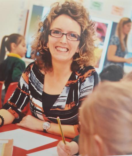Mrs B. Leigh - Teaching Assistant