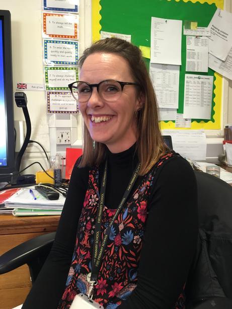 Mrs J. Lawrence- Class teacher