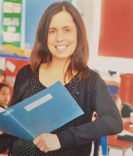 Mrs C. Cooper - Teaching Assistant