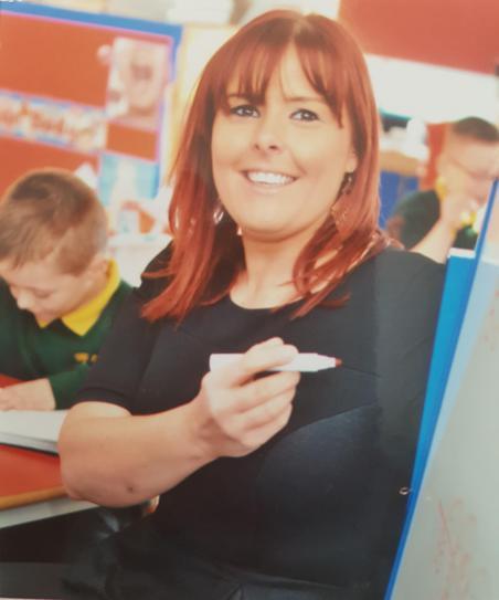 Miss L. Taplin - Deputy Headteacher