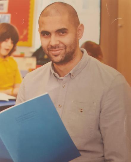 Mr J. Dakin - SSC Teaching Assistant