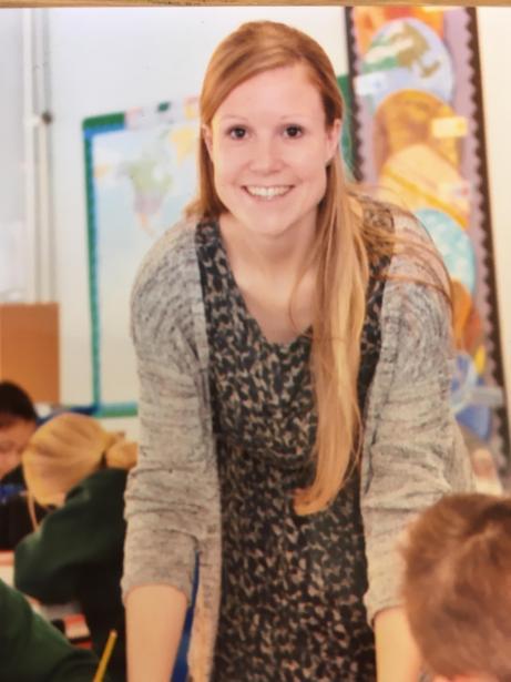 Mrs Morgans- Year 5 teacher
