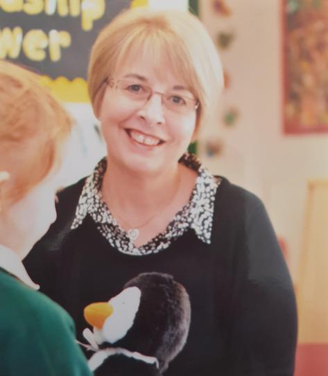 Mrs L. Astley - Nursery Taching Assistant