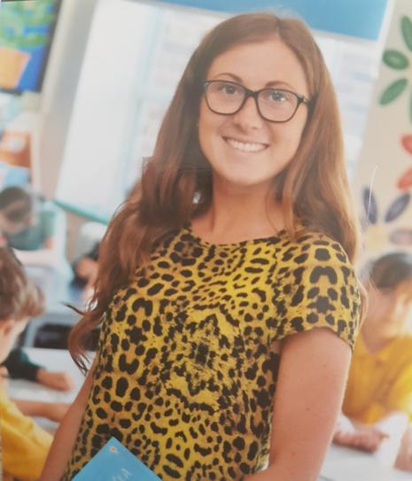 Miss D. Chandler - Year 2 teacher