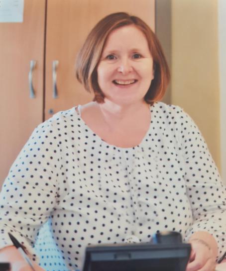 Mrs K. Smyth - Receptionist