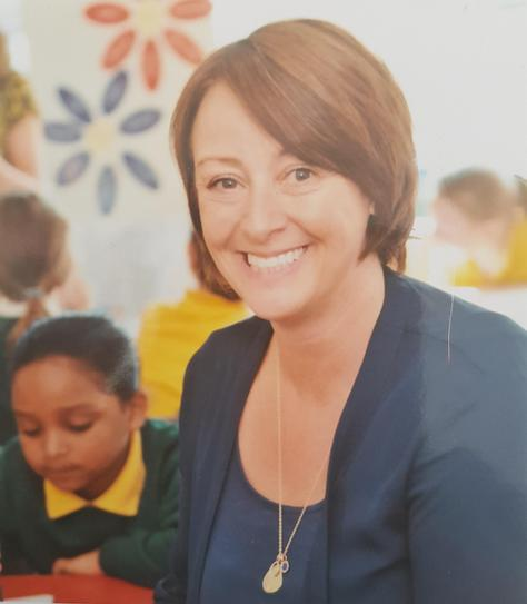 Mrs P. Reynolds-Smith - Teaching Assistant