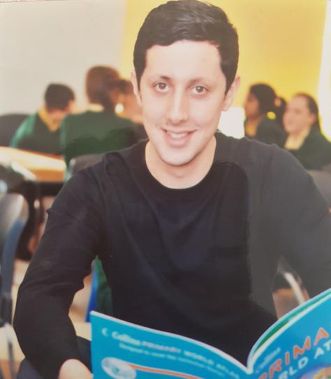 Mr K. Pasdari - USK2 Leader / Year 6 teacher