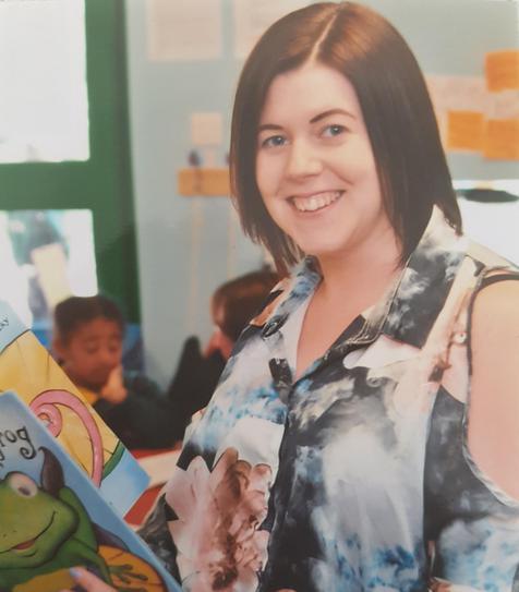 Mrs K. Pentith - EYFS Leader / Reception teacher