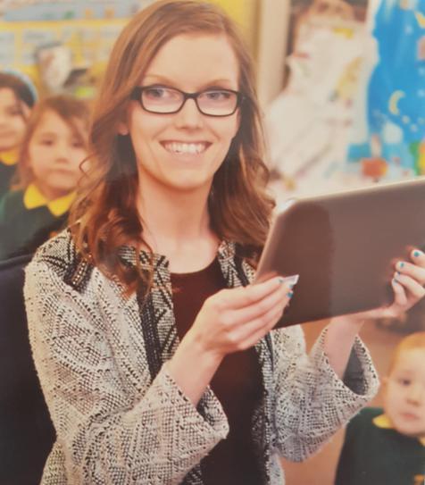 Miss K. Leigh - SSC Teaching Assistant