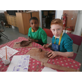 Z-Arts clay model making