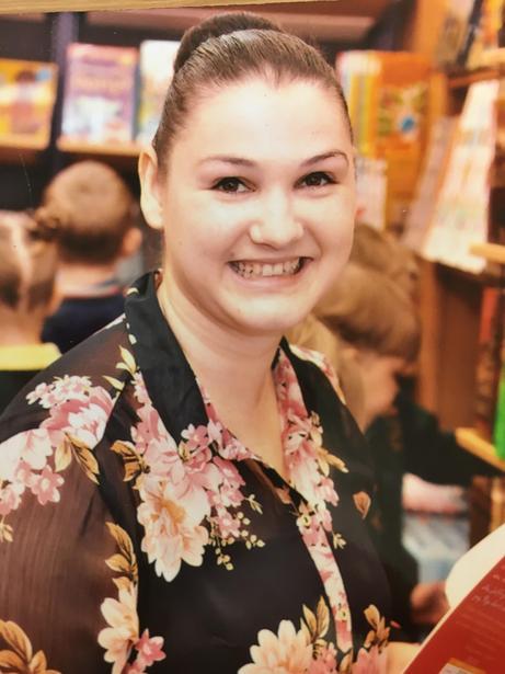 Miss Thomson- Nursery teacher