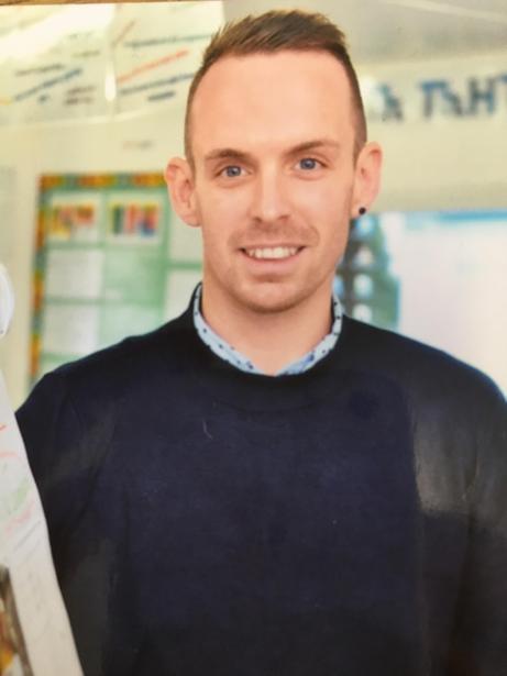 Mr D. Tumilty- Year 5 teacher