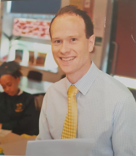 Mr D. Taylor - Deputy Headteacher