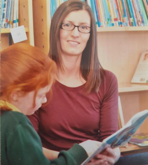 Mrs C. Newton - Class teacher