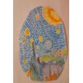 Year 2: Anastasia - Van Gogh