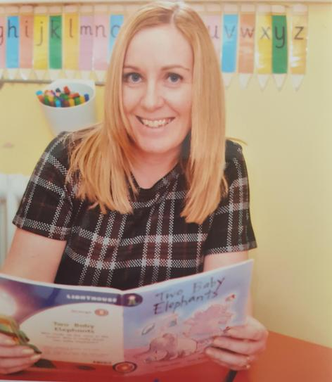Mrs J. Smith - Teacher
