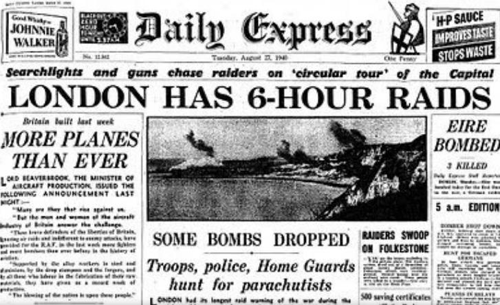 Various newspaper reports.