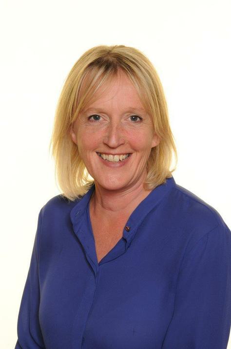 Helen Morell, Class Teacher, English Leader.