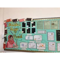 We explored democracy, individual liberty and rule of law through our whole school project