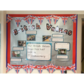 We have a half-termly focus on each British Value