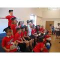 DARE Graduation 2015-16