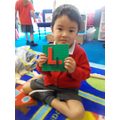 Number making with Lego