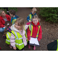 Forest School map making