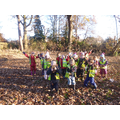 Lime class at Forest Schools