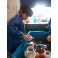 Exploring tea pots and tea