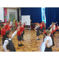 Lime Class enjoyed dancing as part of Diwali!