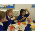 Half-termly Heads Tea Party - Yum!