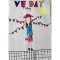 Freya M - VE Day