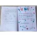 Anaya - VE Day