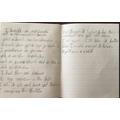 Sean - Handwriting