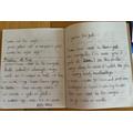 Theo - Handwriting