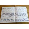 Heidi - Handwriting (27.04.20)