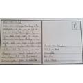 Isabelle - Postcard