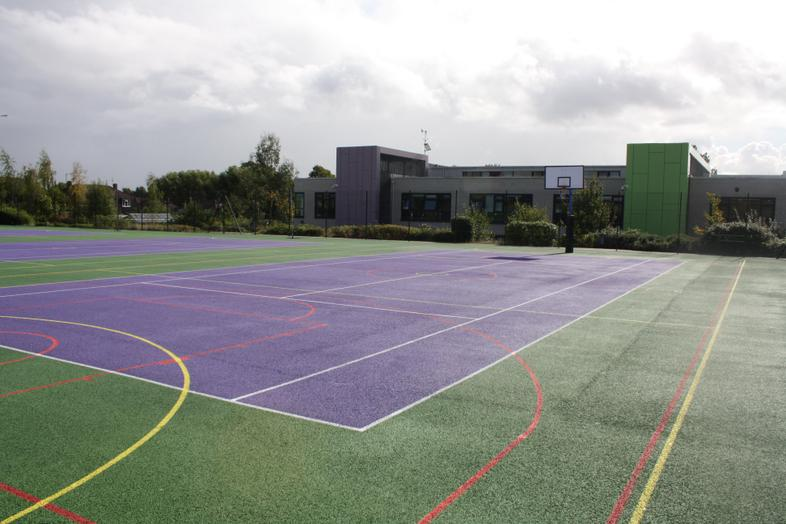 Outdoors Courts