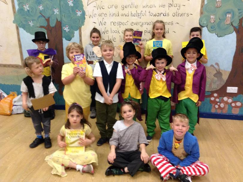 Some wonderful outfits in assembly